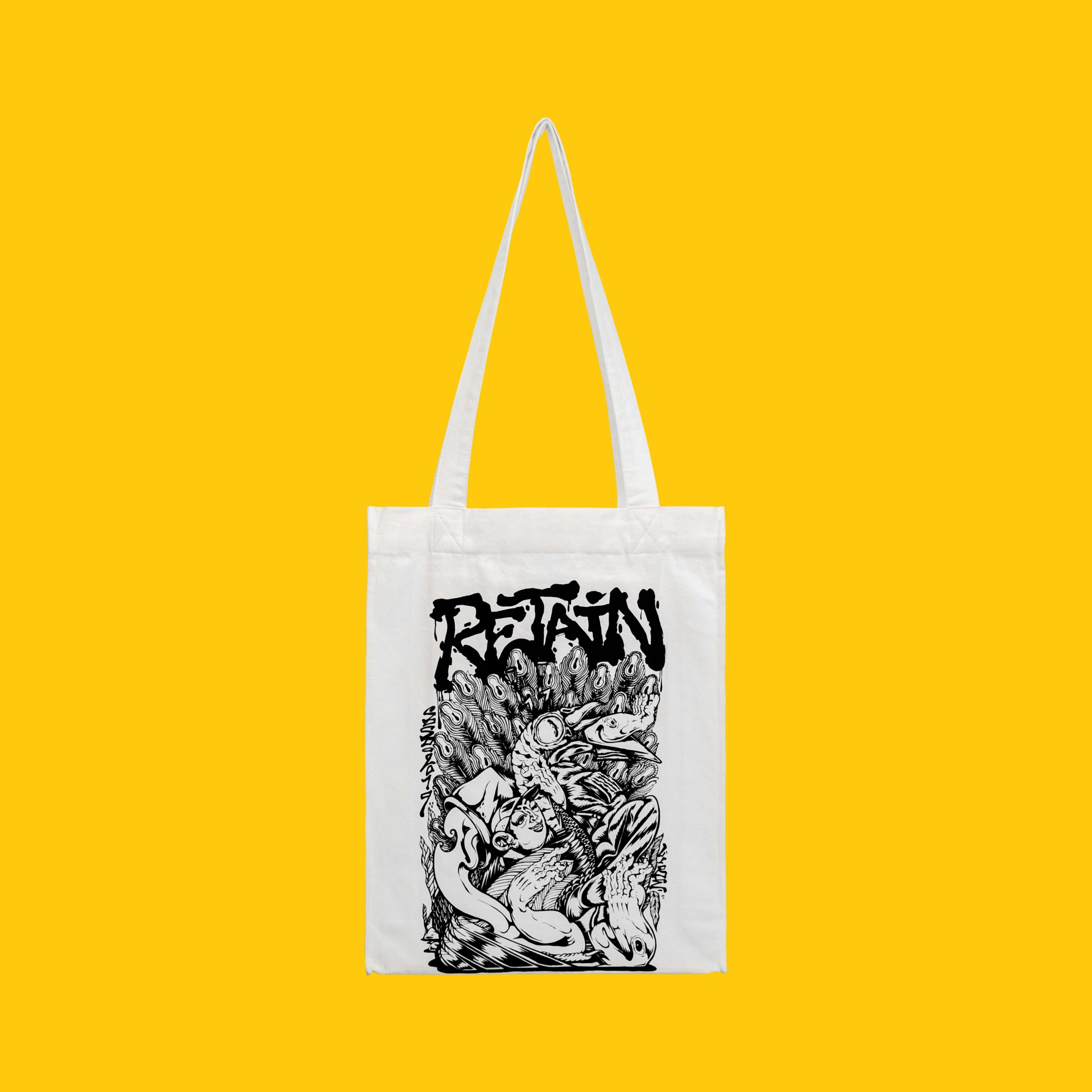 BAECOCK CONCERTO – RETAIN Tote Bag