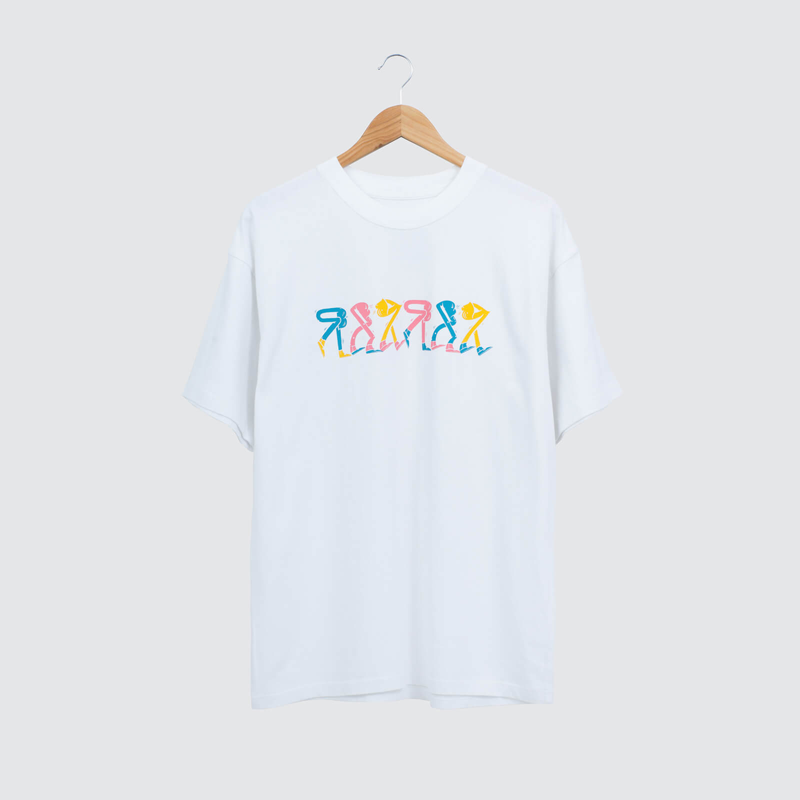 HAPPY JERK DANCE Tee (White)