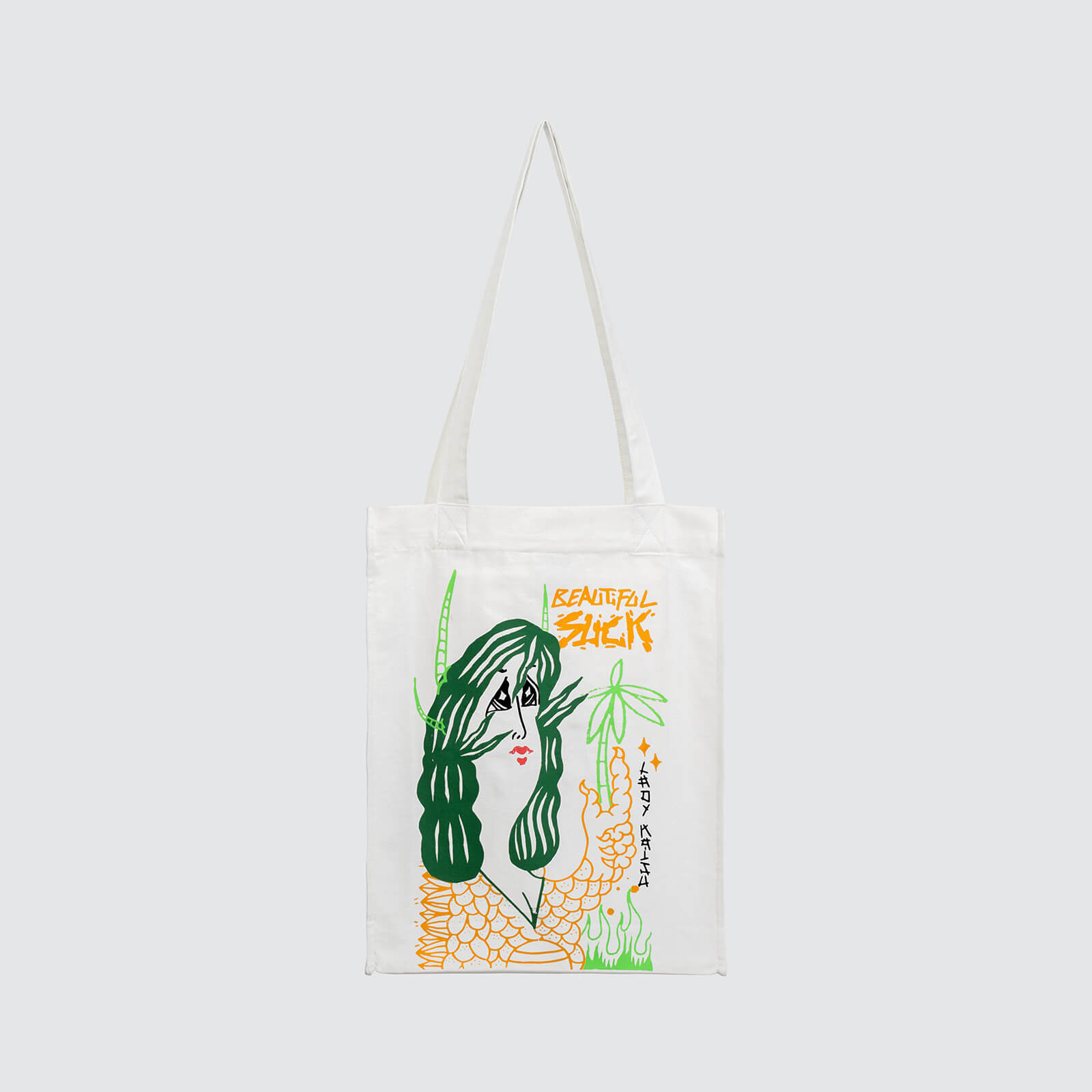 LADY KAIJU Tote Bag