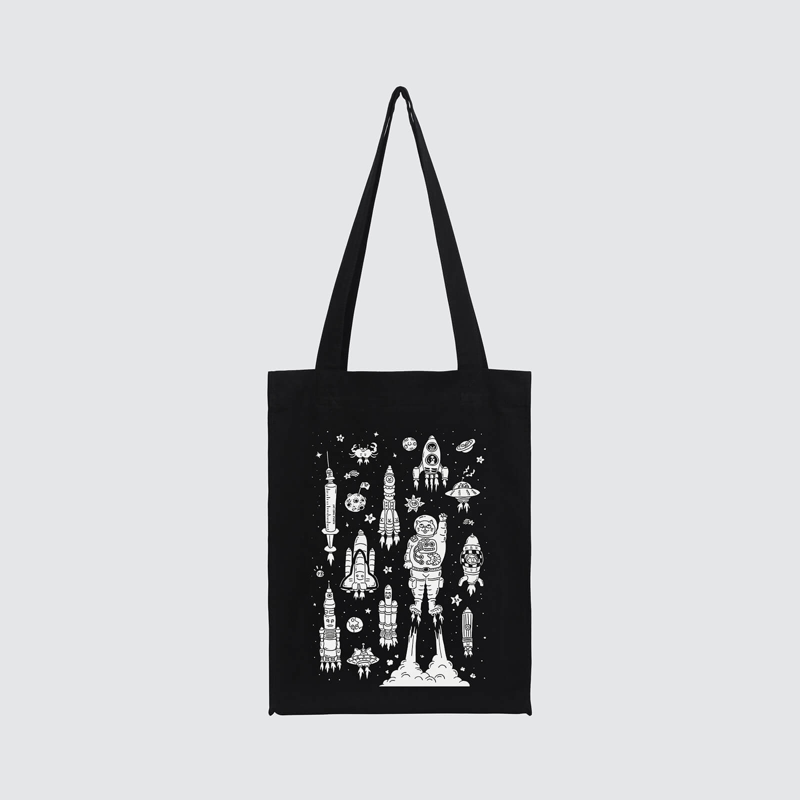 ASTRO CAT Tote Bag