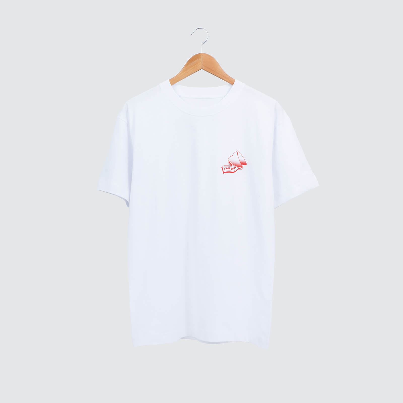 S'ALL GOOD Tee (White)
