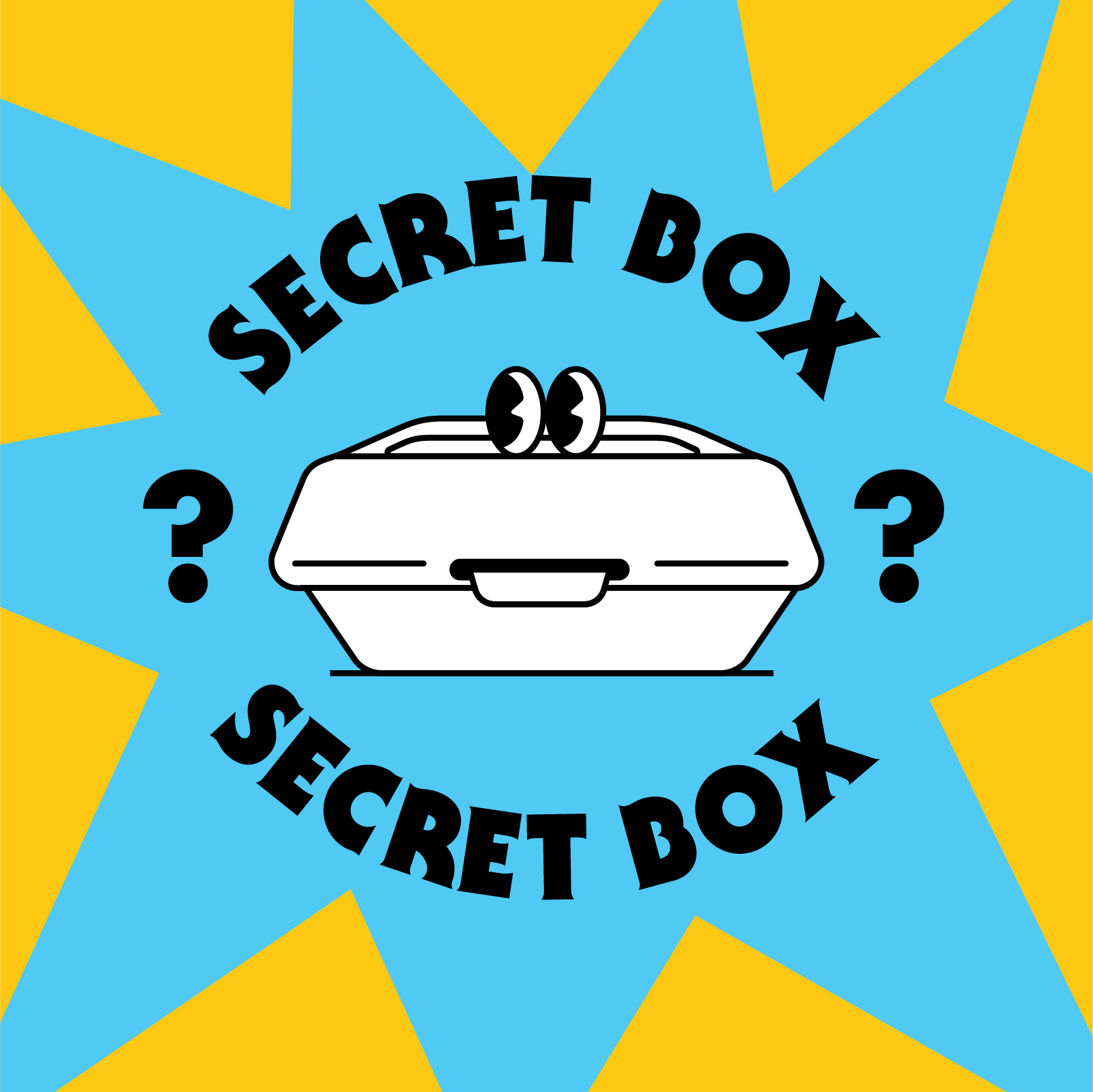 SECRET BOX (No. 14)