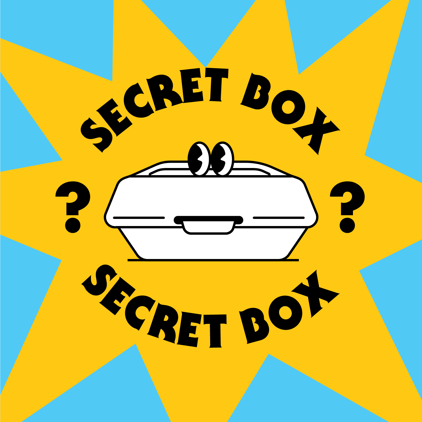 SECRET BOX (No.11, 13, 15, 20)